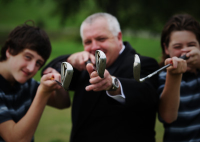 fun golf wedding pics Sudbury