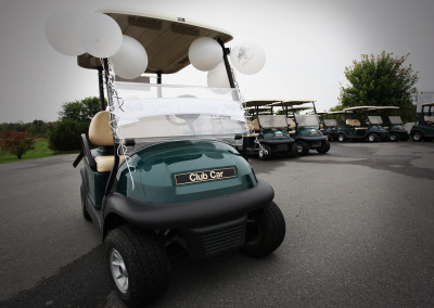 Forest Ridge Golf & Country Club - Club car golf cart