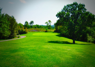 golfing green in Greater Sudbury