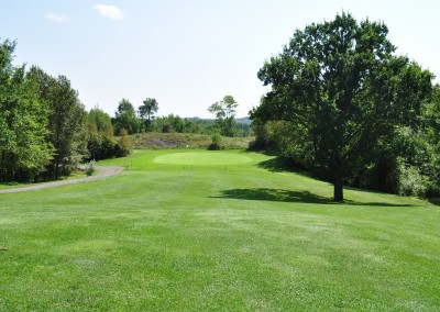 Forest Ridge Golf & Country Club - Golfing green natural rolling hills.