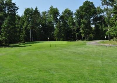 Golfing green in Chelmsford Greater Sudbury