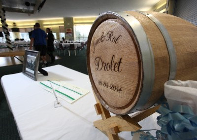 wedding Custom wine engraving