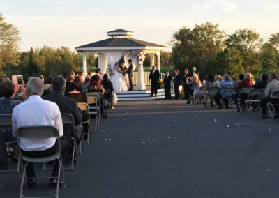 Forest Ridge Golf & Country Club - Outdoor Ceremonies